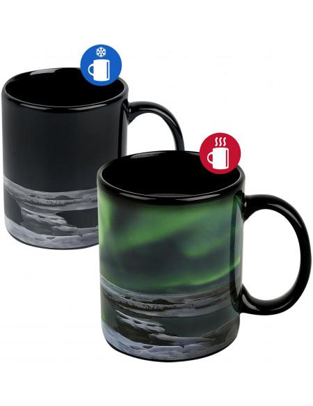 Northern Lights - Mug Thermoréactif Northern Lights - Mug Thermoréactif Mug noir