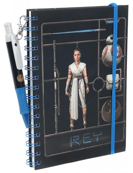 Star Wars Épisode 9 - L'Ascension De Skywalker - Rey Cahier Standard