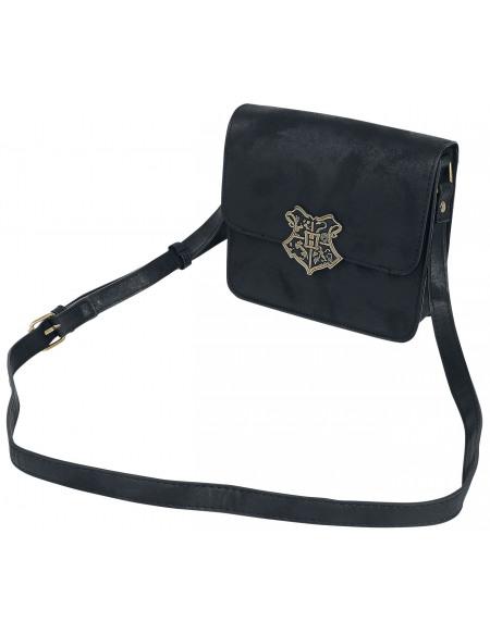Harry Potter Hogwarts Crest Sac à Main noir