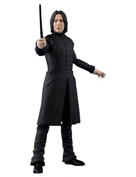 Harry Potter Severus Rogue - Figurine S.H. Figuart Figurine articulée Standard