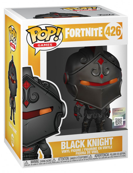 Fortnite Chevalier Noir - Funko Pop! n°426 Figurine de collection Standard