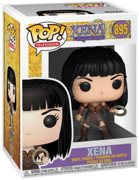 Xena - Princesse Guerrière Xena - Funko Pop! n°895 Figurine de collection Standard