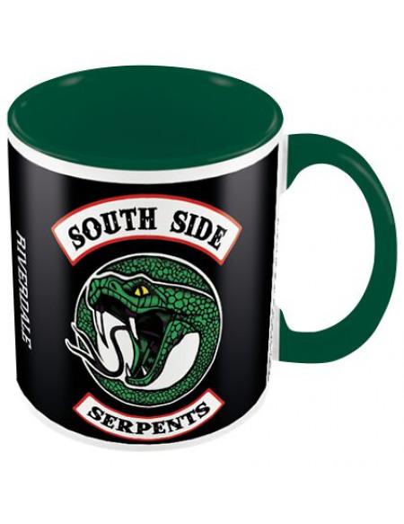 Riverdale South Side Serpents Mug blanc