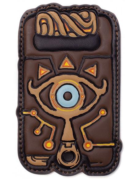 The Legend Of Zelda Sheikah Porte-cartes noir