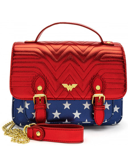Wonder Woman Loungefly - Cosplay Sac à Main multicolore