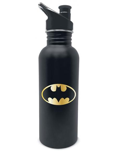 Batman Batman Logo Bouteille noir/jaune