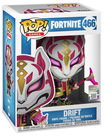 Figurine POP! #466 - Fortnite - Drift