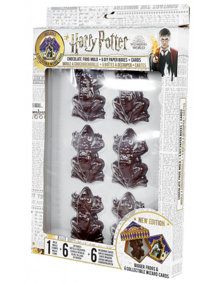 Harry Potter Moule Choco-Grenouilles Moule à gateau marron