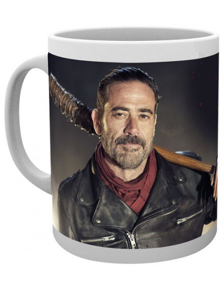 The Walking Dead Negan Mug blanc