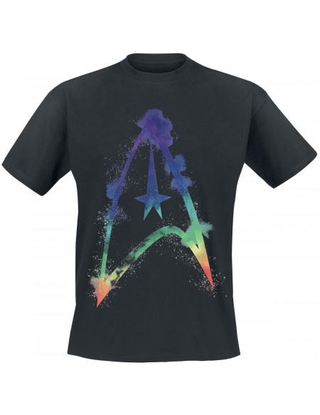 Star Trek Discovery Logo Discovery T-shirt noir