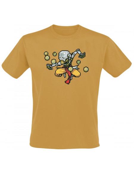 Overwatch Zenyatta T-shirt ocre