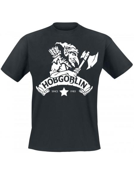 Hobgoblin Since 1983 T-shirt noir