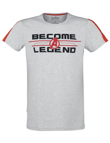 Avengers Endgame - Become A Legend T-shirt multicolore