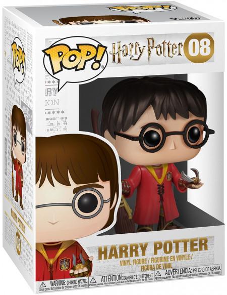 Harry Potter Harry Potter ( Quidditch ) - Figurine en vinyle 08 Figurine de collection Standard