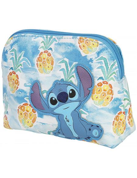 Lilo & Stitch Loungefly - Ananas Trousse de Toilette bleu