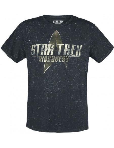 Star Trek Discovery Discovery T-shirt noir