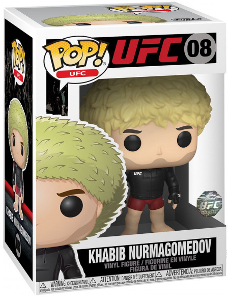 UFC Khabib Nurmagomedov - Funko Pop! n°08 Figurine de collection Standard