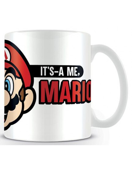 Super Mario It's A Me, Mario Mug multicolore