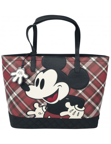 Mickey & Minnie Mouse Loungefly - Micky Maus Sac à Main multicolore