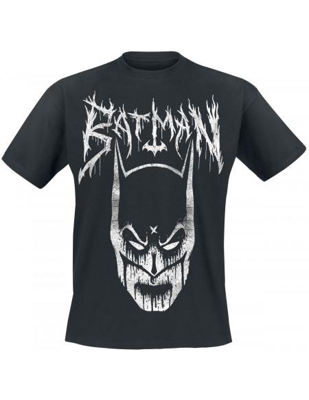 Batman Death Metal Batman T-shirt noir