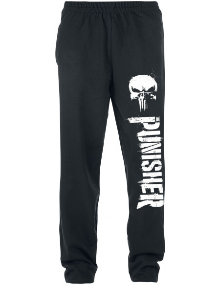 The Punisher Logo Pantalon de Jogging noir