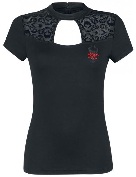 Maléfique Maléfique 2 - Le Pouvoir du Mal T-shirt Femme noir