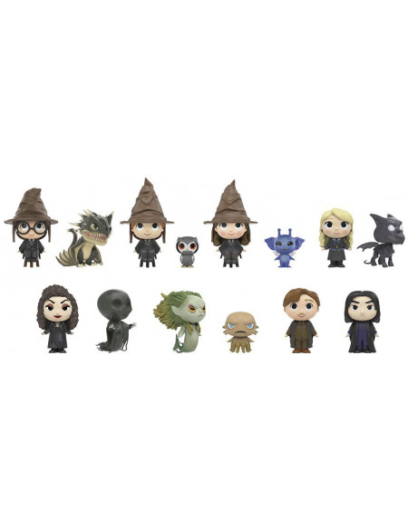 Harry Potter Mystery Mini Blind 2nd Series Figurine de collection Standard