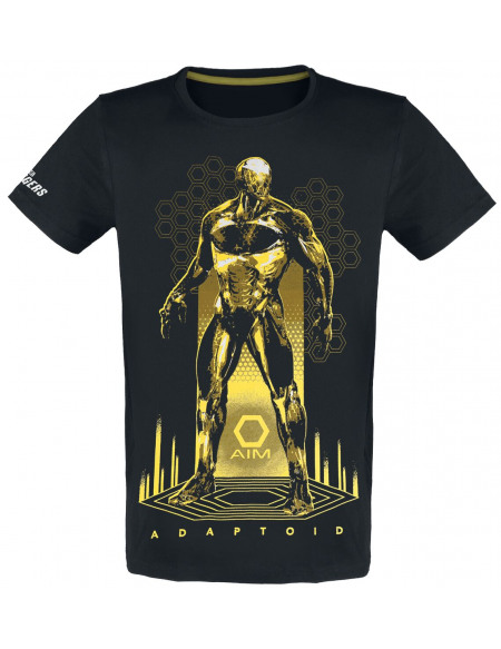 Avengers The Game - Adaptoid T-shirt noir