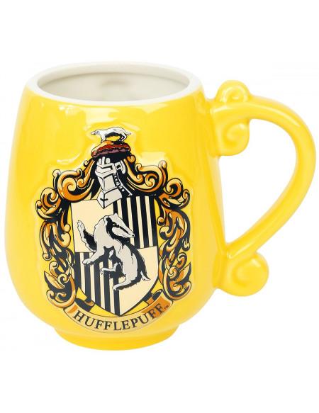 Harry Potter Poufsouffle Mug jaune