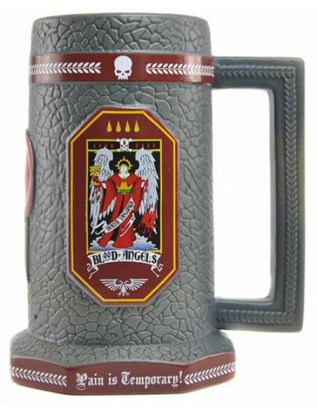 Warhammer 40.000 Blood Angels Chope à bière Standard