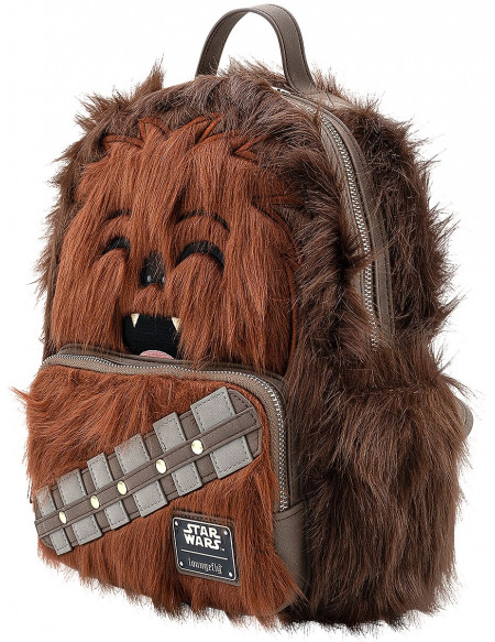 Star Wars Loungefly - Chewbacca Sac à Dos multicolore