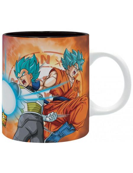 Dragon Ball Dragon Ball Super - Saiyans vs. Frieza Mug multicolore