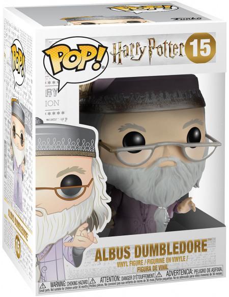 Harry Potter Figurine En Vinyle Dumledore Et Baguette Magique 15 Figurine de collection Standard