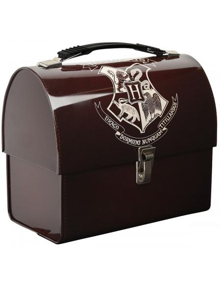 Harry Potter Emblème De Gryffondor Boîte repas marron
