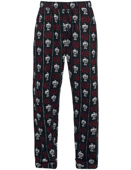 Vikings Blutadler Bas de pyjama multicolore
