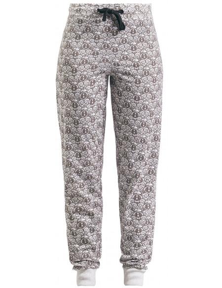 Star Wars Roll with it! Bas de pyjama gris chiné