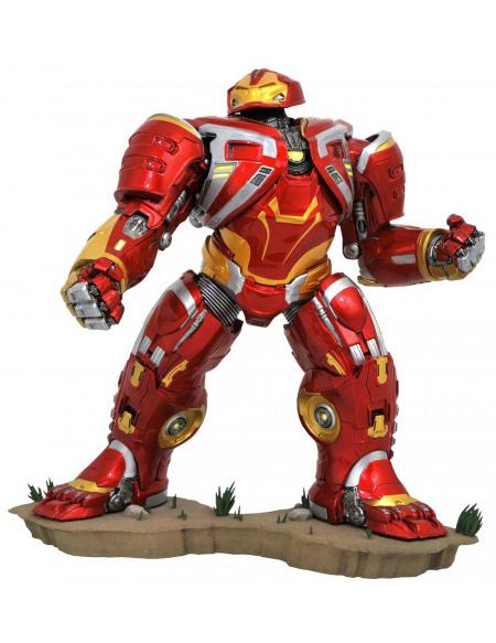 Avengers Endgame - Deluxe Hulkbuster MK2 Statuette Standard