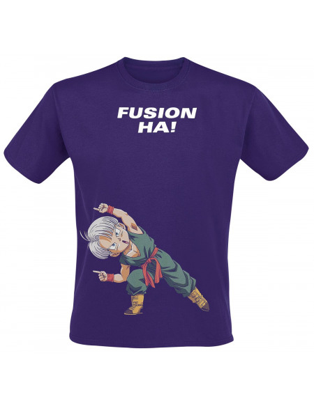 Dragon Ball Dragon Ball Super - Trunk - Fusion Ha! T-shirt violet