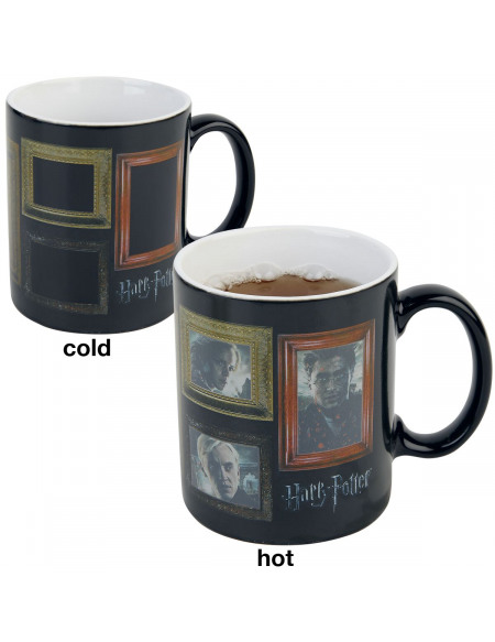 Harry Potter Portraits - Mug Thermoréactif Mug multicolore
