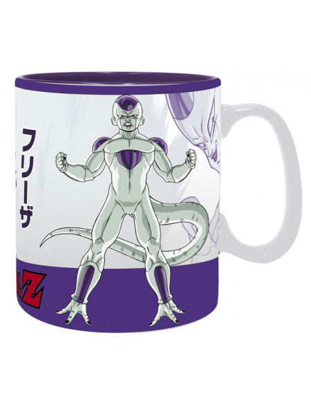 Dragon Ball Dragon Ball Z - Goku Vs. Frieza Mug multicolore