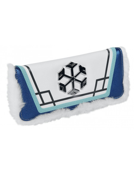 Overwatch Loungefly Portefeuille bleu/blanc