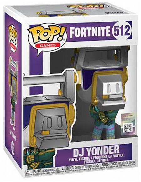 Fortnite DJ Lama - Funko Pop! n°512 Figurine de collection Standard