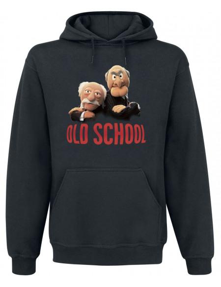 Le Muppet Show Old School Sweat à capuche noir