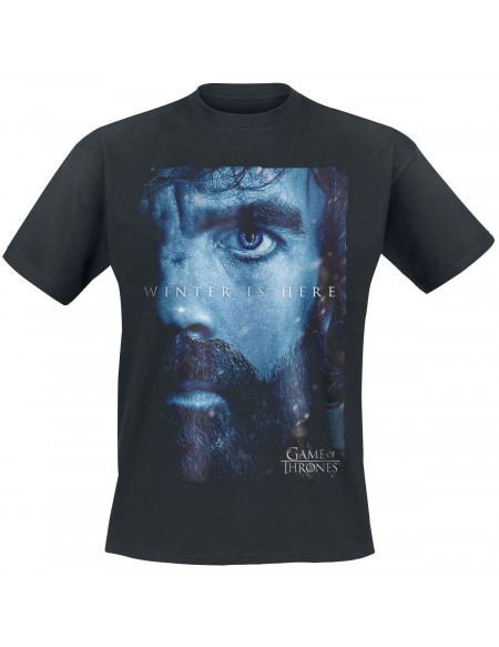 Game Of Thrones Tyrion Stare T-shirt noir