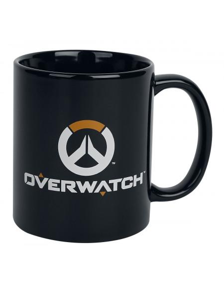 Overwatch Overwatch Logo Mug noir