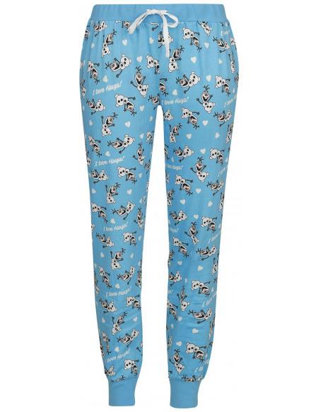 La Reine Des Neiges Olaf - I Love Hugs Bas de pyjama multicolore