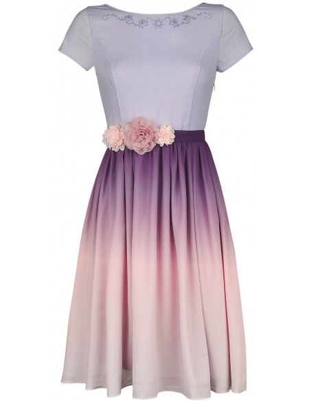 Raiponce At last, I See The Light - Prom Robe lilas/rose
