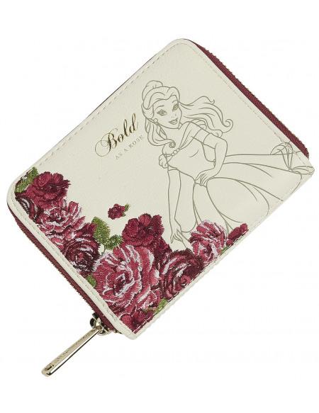 La Belle Et La Bête Loungefly - Bold As A Rose Portefeuille Standard