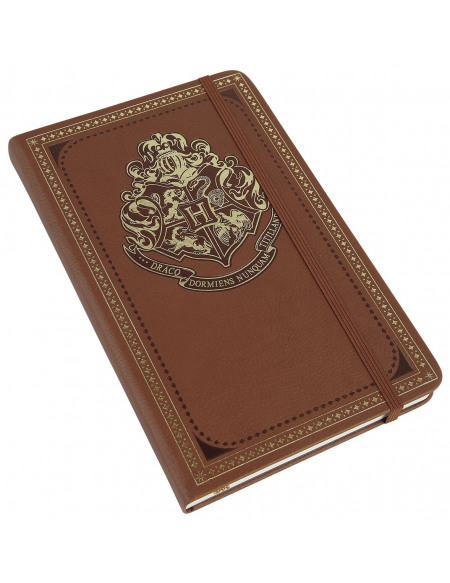 Harry Potter Poudlard Cahier multicolore