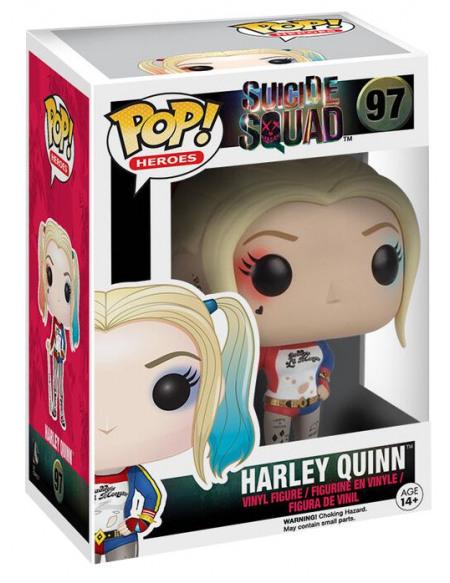 Suicide Squad Figurine En Vinyle Harley Quinn 97 Figurine de collection Standard